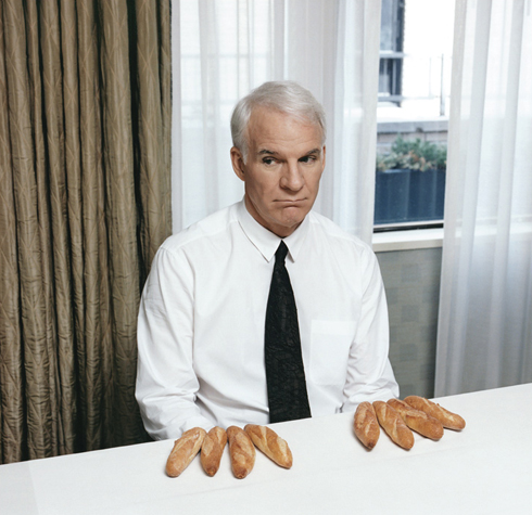 Steve Martin by Chris Buck