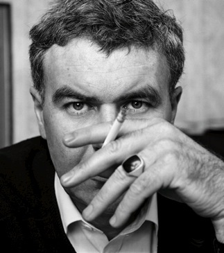 Raymond Carver in 1984, by Bob Adelman