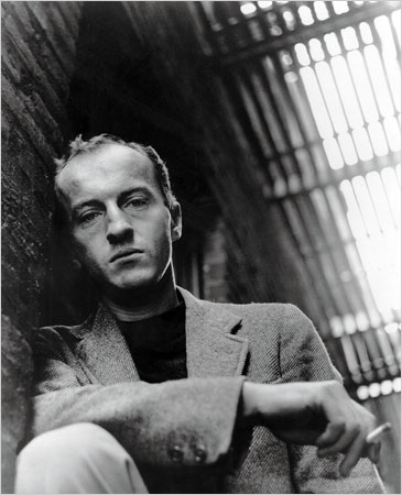Frank O'Hara, 1958 by Harry Reidl