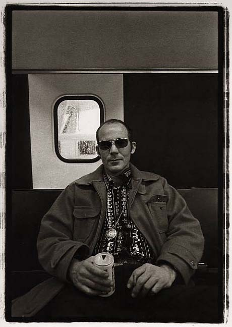 Hunter S. Thompson, Annie Liebovitz 1972