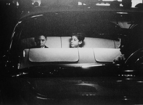 Motorama, Los Angeles, California, Robert Frank