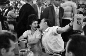 MUNICH, West Germany—Oktoberfest, 1961. © Henri Cartier-Bresson / Magnum Photos