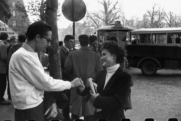 PARIS—The Latin Quarter, 1952. © Henri Cartier-Bresson / Magnum Photos