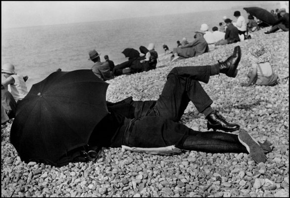 DIEPPE, France—Normandy, 1926. © Henri Cartier-Bresson / Magnum Photos