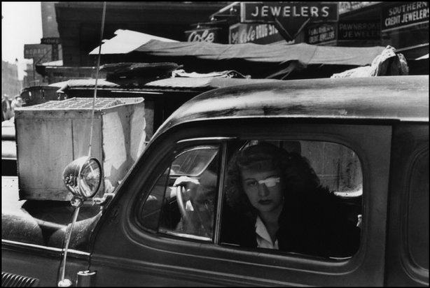 KNOXVILLE, Tenn.—1947. © Henri Cartier-Bresson / Magnum Photos