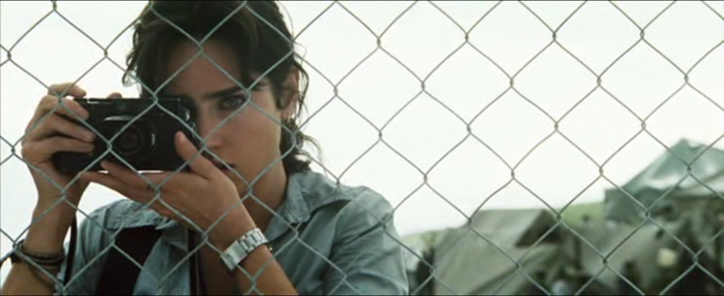 Jennifer Connelly and her M6 Classic, 35 Summicron in Blood Diamond