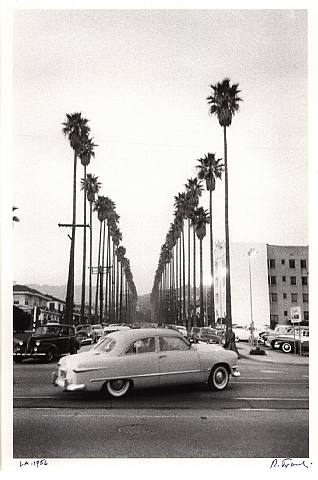 Los Angeles, 1956, Robert Frank