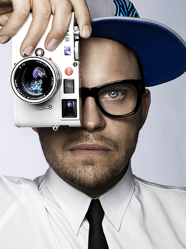Armin Morbach and the Leica M8 White Edition