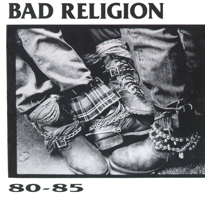 Bad_Religion_'80-'85 © Ed Colver