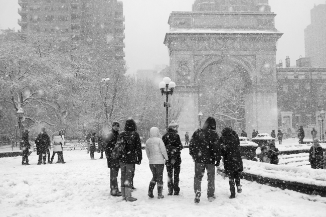 Washington Square Park © Doug Kim