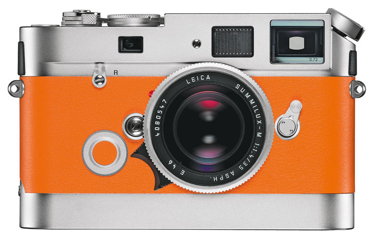 Leica M7 limited Edition Hermès