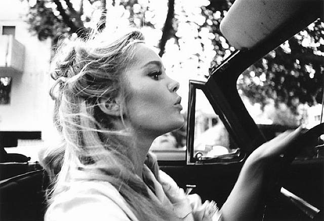 Tuesday Weld, 1965 © Dennis Hopper