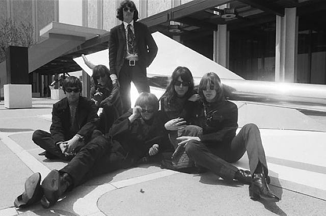 Jefferson Airplane, 1965  Dennis Hopper
