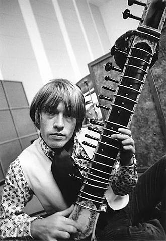Brian Jones, 1965 © Dennis Hopper