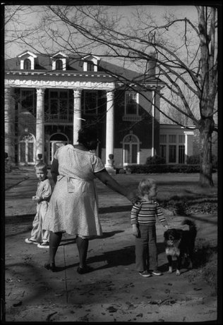 LAGRANGE, Ga.—1961. © Henri Cartier-Bresson / Magnum Photos