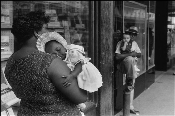 TEXAS—1957. © Henri Cartier-Bresson / Magnum Photos