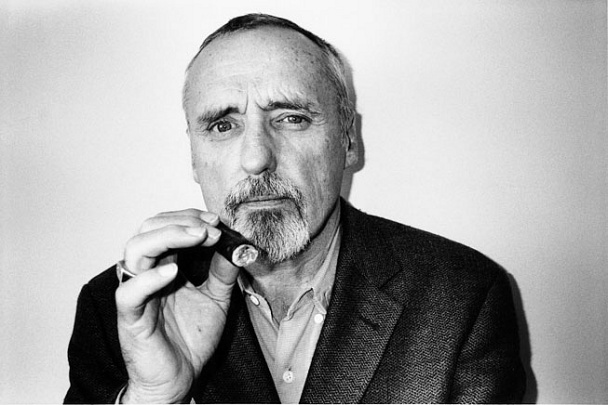 Dennis Hopper, 1999 © Terry Richardson