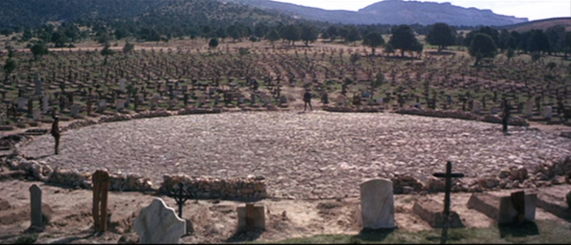 The Good, the Bad and the Ugly, 1966, Sergio Leone