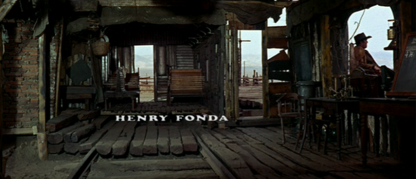 Once Upon a Time in the West, 1968, Sergio Leone