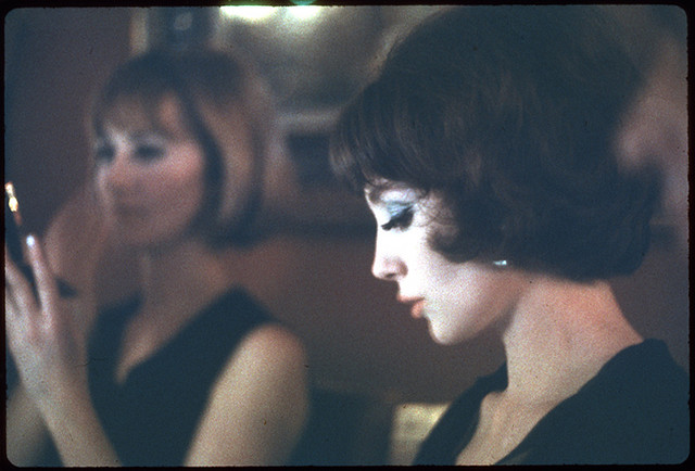 Eye Shadow, Tom Palumbo, Paris 1962