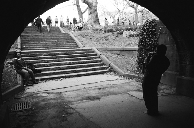Central Park; Leica M6 TTL 0.58, 35mm Summicron, Kodak Tri-X © Doug Kim