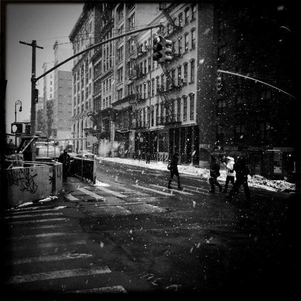 NoHo; Hipstamatic app on the iPhone © Doug Kim