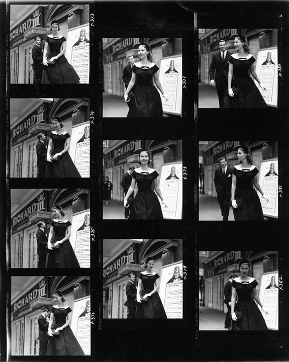 Contact Sheet, Tom Palumbo