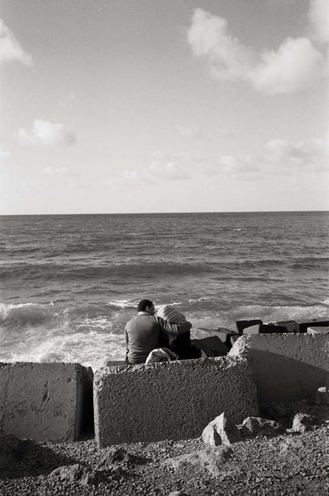 Alexandria, Egypt, February 2011; Leica MP 0.58, 35mm Summicron, Kodak Tri-X