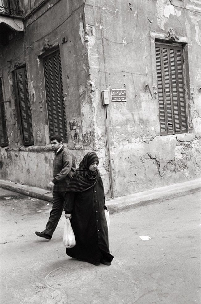 Muharram Bey, Alexandria, Egypt, February 2011; Leica MP 0.58, 35mm Summicron, Kodak Tri-X