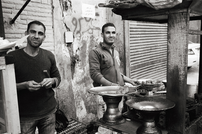 Cairo, Egypt, February 2011; Leica MP 0.58, 35mm Summicron,
