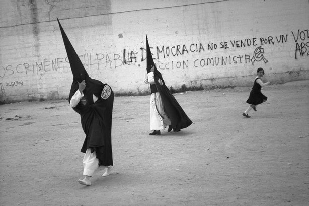 SEVILLE, Spain—Holy Week, 1977 © Josef Koudelka / Magnum Photos