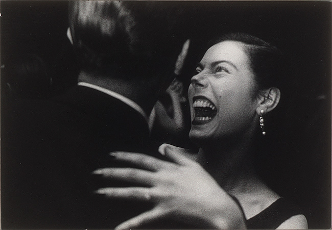 El Morocco, Garry Winogrand, 1955 © The Estate of Garry Winogrand