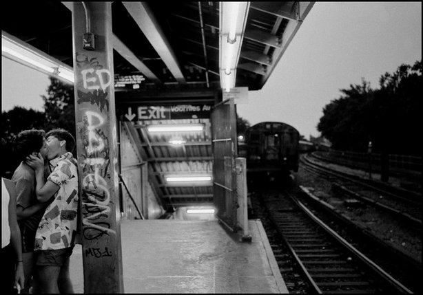 NEW YORK CITY—Coney Island, 1985. © Ferdinando Scianna / Magnum Photos