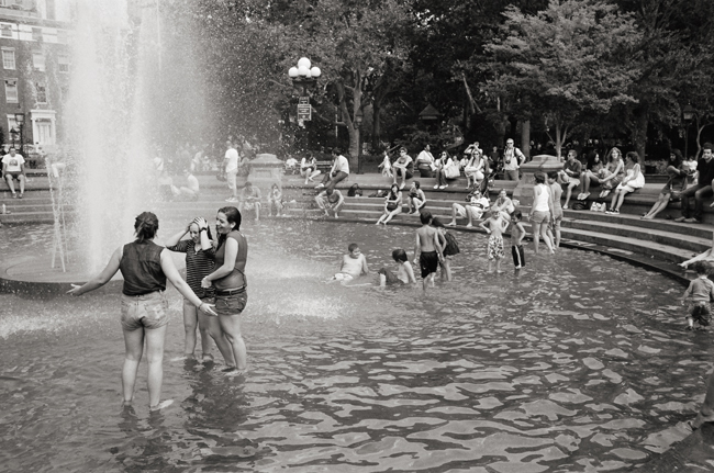 Washington Square, New York © Doug Kim; Leica MP 0.58, 35mm Summicron, Kodak Tri-X