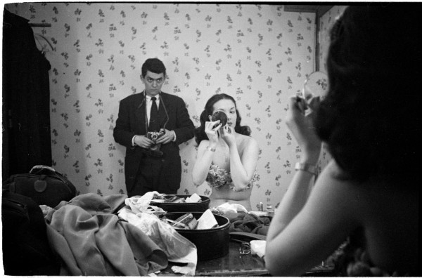 Rosemary Williams and Stanley Kubrick  Stanley Kubrick, Look Magazine 194