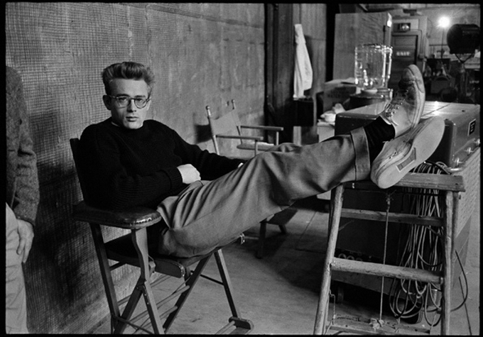 James Dean  Phil Stern