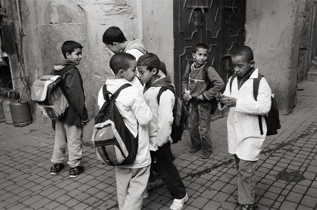 Marrakech, Morocco; Leica MP 0.58, 35mm Summicron, Kodak Tri-X © Doug Kim