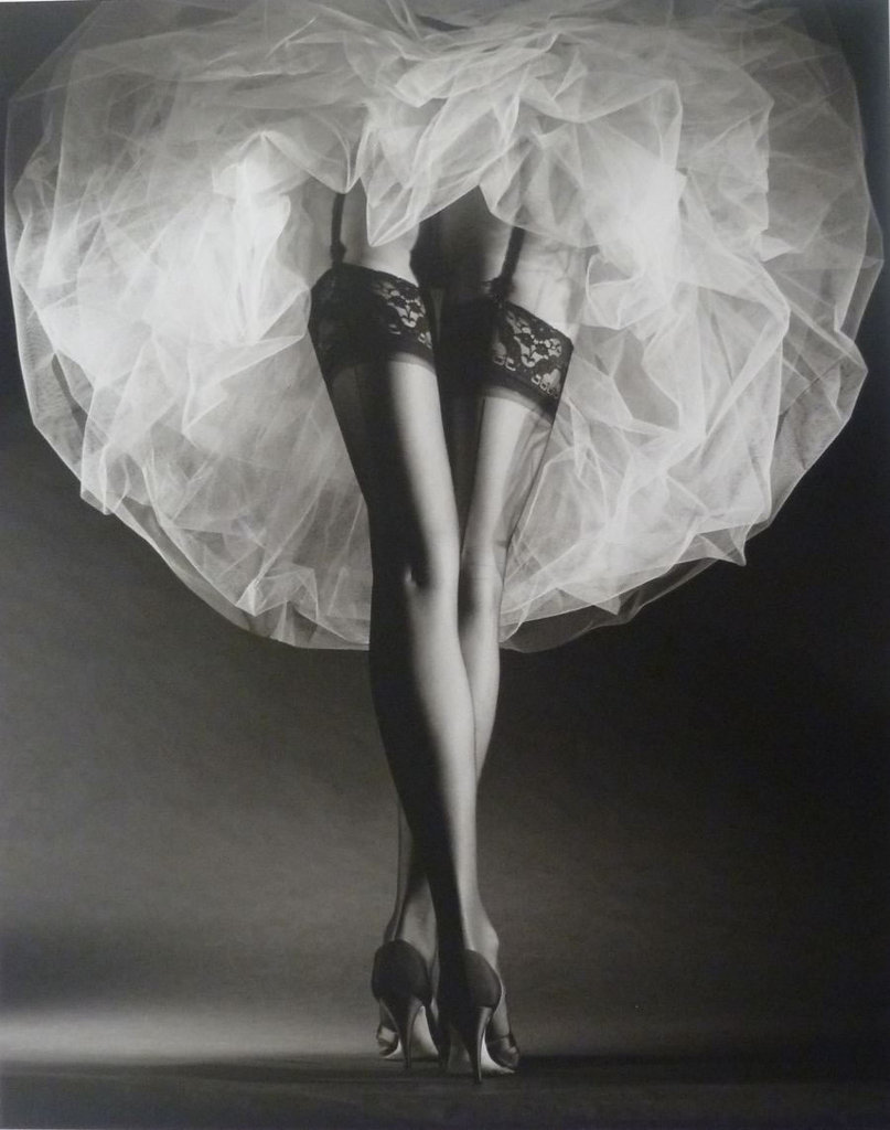 Round the clock I, NY, 1987 © Horst P. Horst