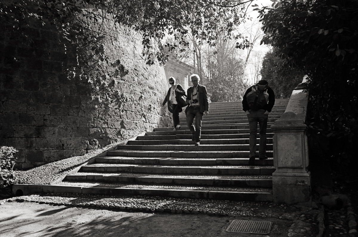 The Alhambra, Granada, Spain © Doug Kim; Leica MP 0.58, 35mm Summicron, Kodak Tri-X