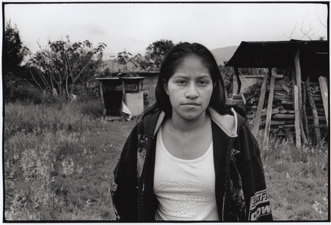 Cecilia, Oaxaca, Mexico; Leica MP 0.58, 35mm Summicron, Kodak Tri-X © Doug Kim