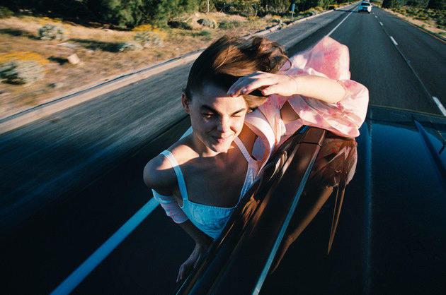 Bambi Northwood-Blyth for Muse © Tim Barber