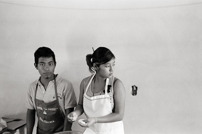 Mitla, Oaxaca, Mexico; Leica MP 0.58, 35mm Summicron, Kodak Tri-X © Doug Kim