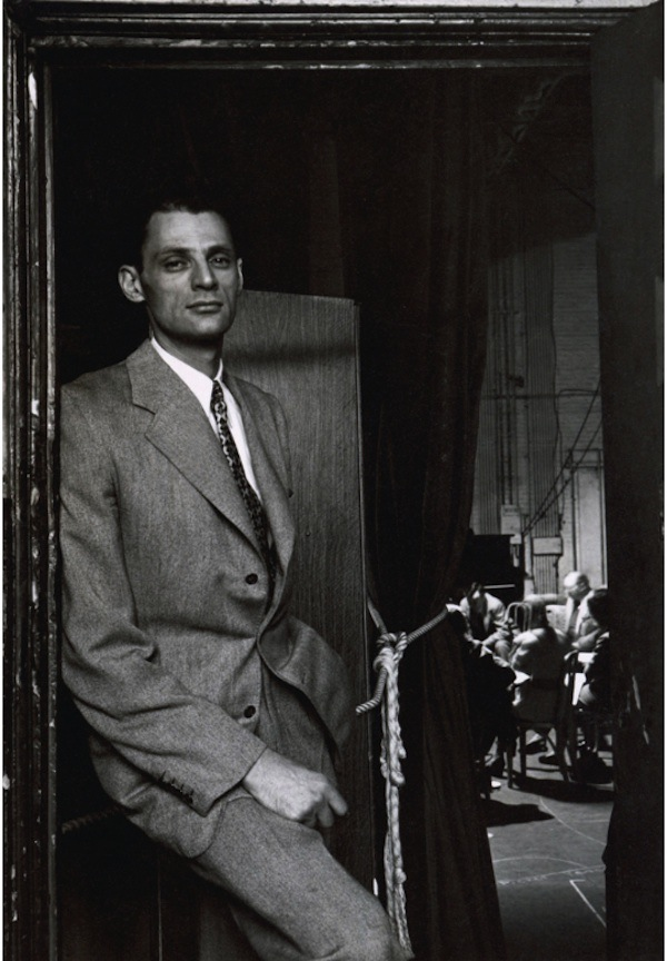 Arthur Miller, 1947  Arnold Newman