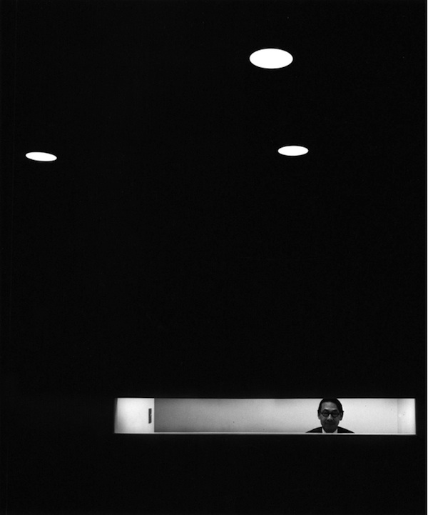 I.M. Pei, 1967  Arnold Newman