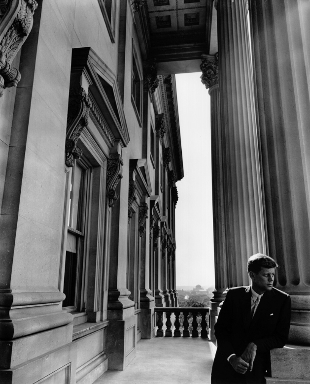 John F. Kennedy  Arnold Newman