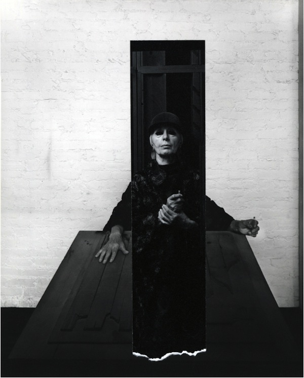 Louise Nevelson, 1972 © Arnold Newman