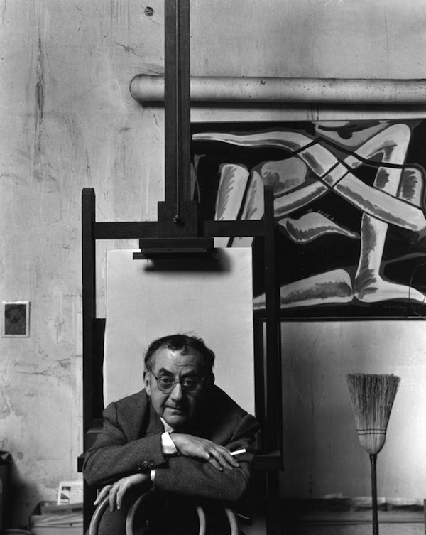 Man Ray, 1948  Arnold Newman