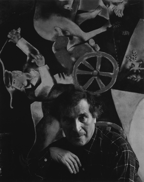 Marc Chagall, 1942 © Arnold Newman