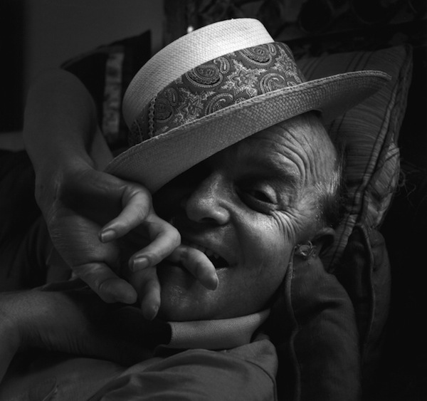 Truman Capote, 1977  Arnold Newman