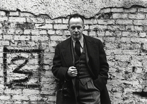 Henri Cartier-Bresson, NYC, 1947  Arnold Newman
